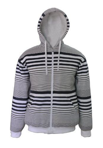 Simplicity New Zip up Runing Mens Camo Hoodie Warm Wear by Simplicity (Image #1)