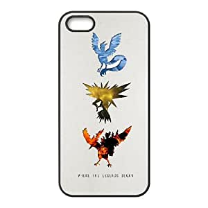 Pokemon for iPhone 5,5S Phone Case Cover P5946