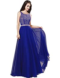 Womens Sexy Mermaid Evening Dresses 2018 Long Formal Prom Ball Gowns