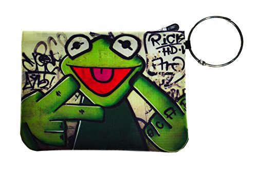 Graffiti Large Clutch Bag Graffiti Street Hip Hop246 (Used Simpson Helmet)
