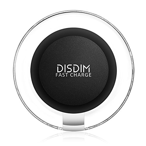 Wireless DISDIM Sleep friendly Charging Qi Enabled