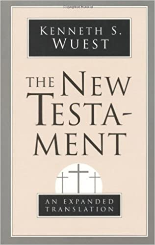 Book The New Testament: An Expanded Translation
