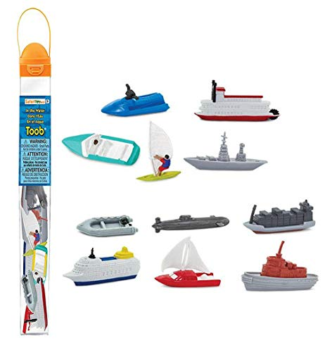 Safari Ltd In The Water TOOB (Miniature Submarine Toy)