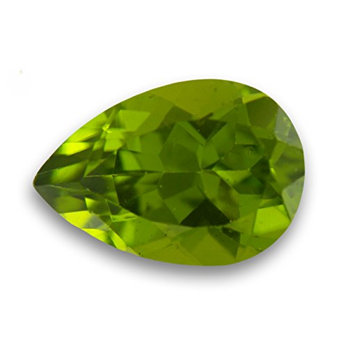 Ratnagarbha Natural Peridot Cut pear Shape Faceted Loose Gemstones, 2x3 mm 200 Piece, Peridot pear Cut, Jewelry Making, Wholesale Price, Exclusively