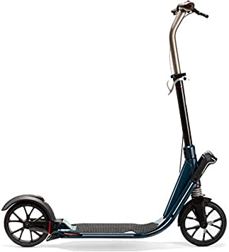 Amazon.com: TOWN 9 EF V2 OXELO - Patinete para adultos ...