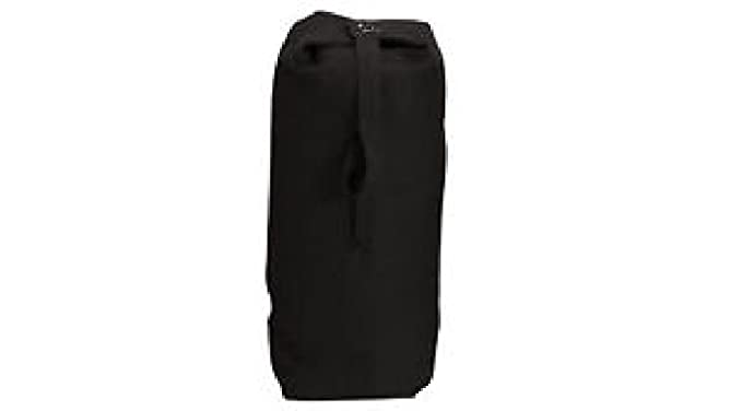 Image Unavailable. Image not available for. Color  Heavyweight Top Load  Canvas Duffle Bag ... 8ffce486c0b3d