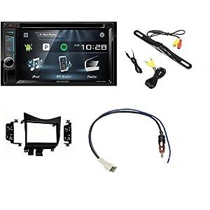 Honda Accord 2003-2007 Double Din Kenwood Radio Kit With Free Backup Camera