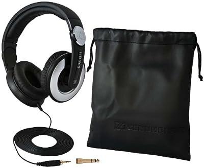 Sennheiser HD 205-II Studio Grade DJ Headphones (Black/Grey) from Sennheiser