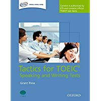 Tactics for TOEIC® Speaking and Writing Tests: Pack: Tactics-focused preparation for the TOEIC® Speaking and Writing…