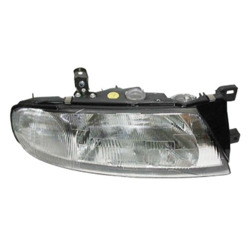 Headlight Headlamp Head Light Lamp Right Passenger Side For 93-97 Altima XE GXE (Xe Gxe Altima Headlight Headlamp)