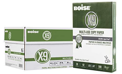 Boise X-9 Multi-Use Copy