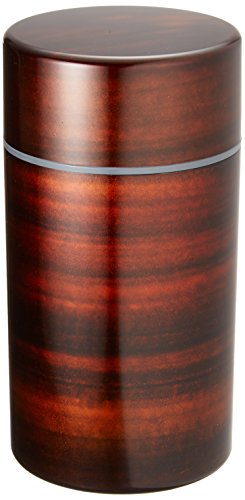 HAKOYA tea caddy Marudai cherry wood 56701 (japan import) by Ya Tatsumi (Image #3)