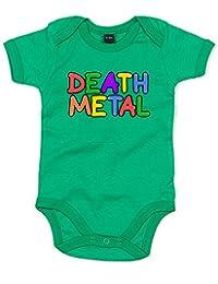 Death Metal, Printed Baby Grow