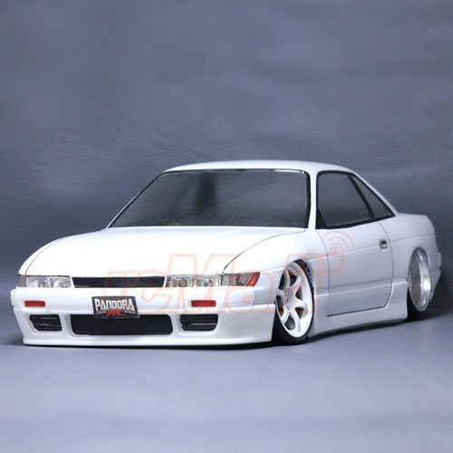 Pandora RC #PD/PAB-123 Nissan Silvia  Body Shell