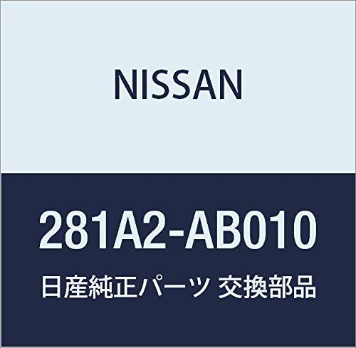 NISSAN (日産) 純正部品 プレーヤー アッセンブリー MD & CD W/チユーナー スカイライン 品番281A2-AB010 B01LWYQ3LY