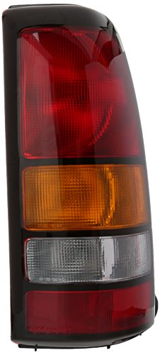 Depo 335-1901R-ASD GMC Sierra Passenger Side Replacement Taillight Assembly