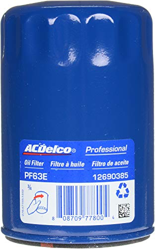 ACDelco PF63E Professional Engine