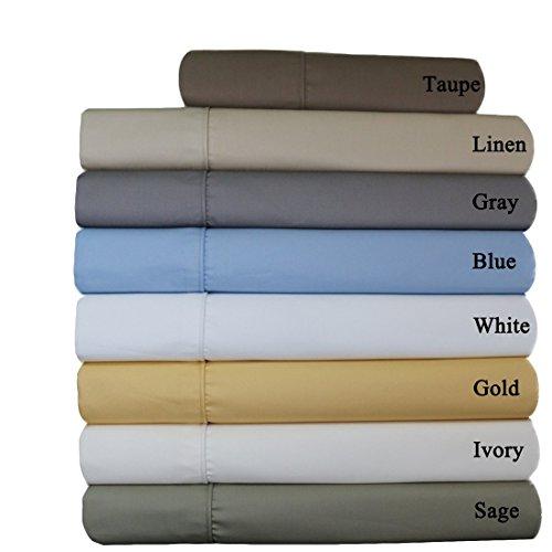 Ivory Cotton Blend - 4