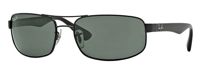 Amazon.com: Ray-Ban RB3445 - Gafas de sol para hombre, 61 ...