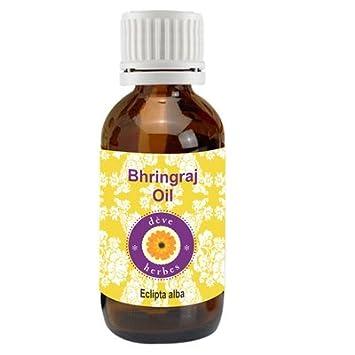 dève Kit para Pure bhringraj aceite (eclipta Alba) 100% natural fría pres. SED grado Terapéutico (5–1250ml) Deve Herbes