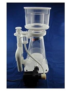 GOWE Marino suministro, agua salada acuario accesorios, velocidad ajustable DC24 V proteína skimmer capacidad: 1800 - 2300L: Amazon.es: Productos para ...