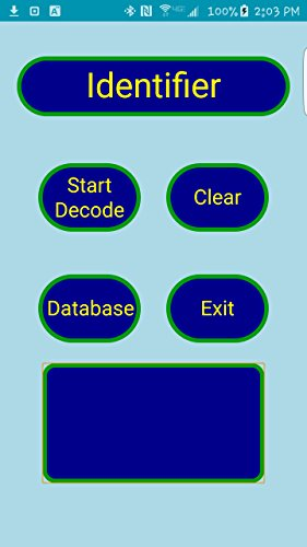 Identifier Android Based Age Verification Software