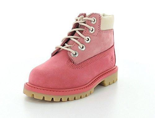 Unisex Kids' Pink Waterproof Timberland Classic Boots xZYAqYpd