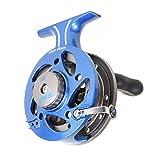 Clam 12031 Genz 200 Ice Spooler Reel