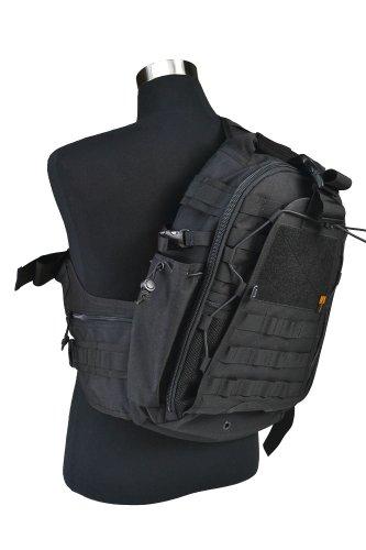 Jtech Gear City Ranger Outdoor Pack, Black