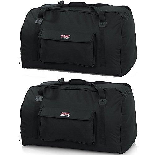Gator GPA Tote Bag Pair for 15'' Speakers (2 Bags)