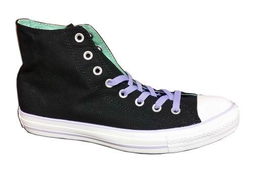 Converse Svart Kastar Taylor All Star High-top Sneakers-kvinnor
