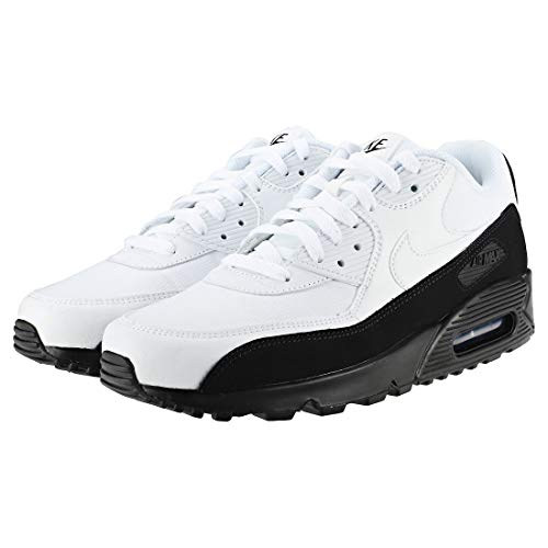 006 Sport 90 Noir de Air Max White Nike Black Homme Essential Chaussures URPRAq