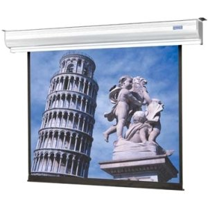 - Da-Lite Contour Electrol Electric Projection Screen - 10634; - 16:9 - Ceiling Mount, Wall Mount - 5234; x 9234; - Matte White - 88389LS