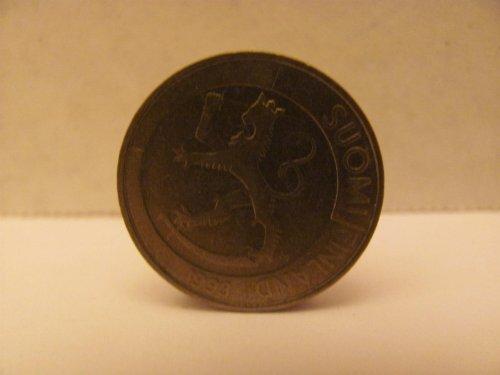 1993 Finland Markka Coin