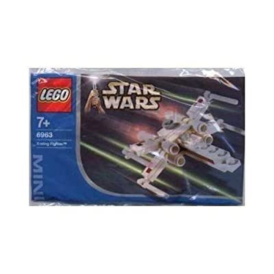 LEGO Star Wars: Mini X-wing Fighter (6963): Toys & Games