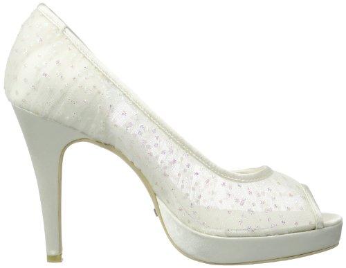 Bout Ivory ouvert Wedding Blanc 04 femme Sintra Escarpins Menbur Elfenbein 1wt6q7Rc