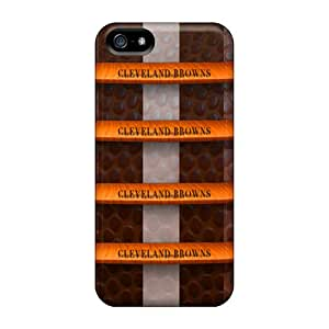 Tpu Case Cover Compatible For Iphone 5/5s/ Hot Case/ Cleveland Browns