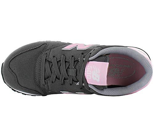 Gw500v1 Mujer New para rosa Zapatillas grises Blanco Balance gw4z4q5P