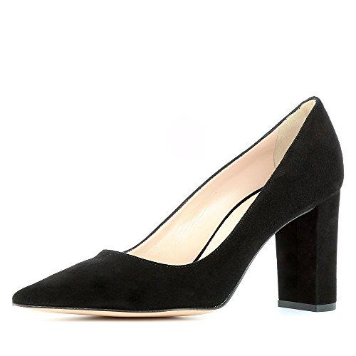 Evita Shoes Jessica - Zapatos de vestir de Piel para mujer negro
