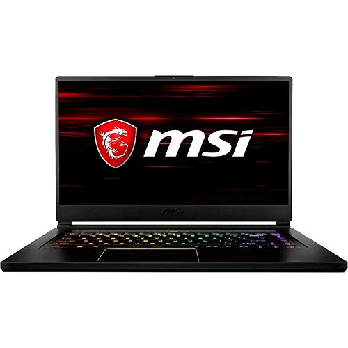 MSI Gaming GS65 Stealth i7 15.6 inch SSD Black