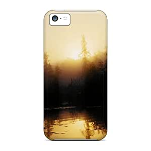 Faddish Phone Lake One Case For Iphone 5c / Perfect Case Cover
