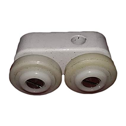 Accessori Box Doccia Cesana.Cesana Ricambio Gruppo Ruote Inside Box Doccia Carrucole Ruoins