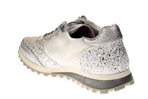 Cetti C1130 SRA - Damen Schuhe Sneaker - Snow-Plata