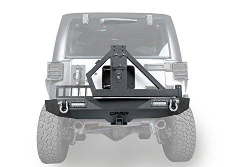 back bumper jeep wrangler - 4