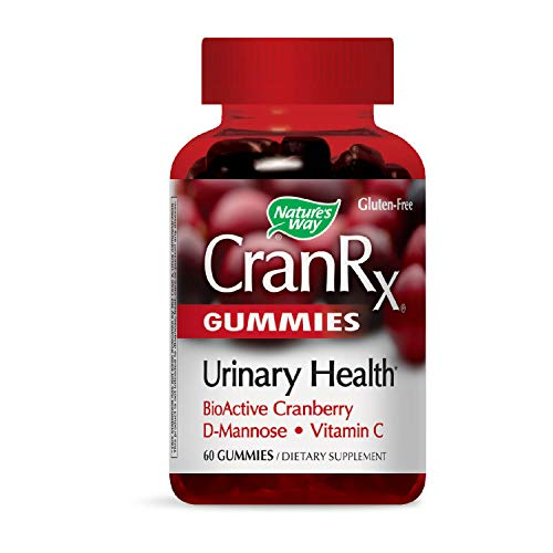 (Nature's Way Cranrx Gummies, 60 Count)