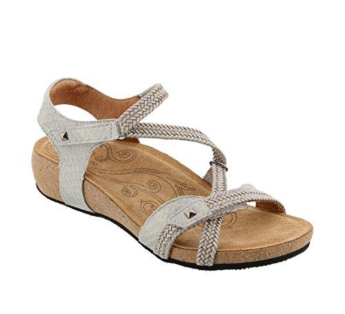 (Taos Women's Ziggie Ice Snake Sandal 39 M EU / 8-8.5 B(M) US )