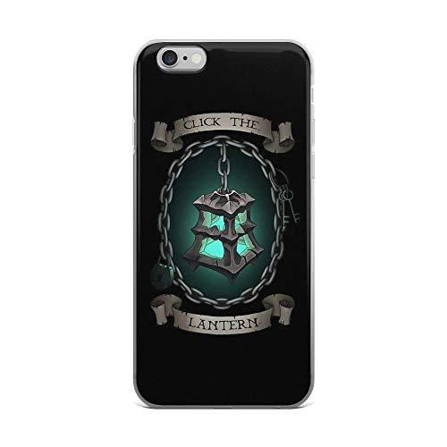 RobertsShop Click The Lantern Case Cover Compatible for iPhone (6 Plus/6s Plus)