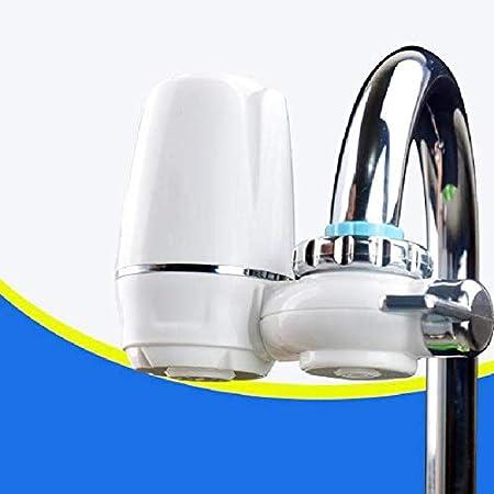 NICOLIE Purificador De Agua del Grifo Purificador De Agua del Hogar del Filtro De Agua del Grifo De La Cocina