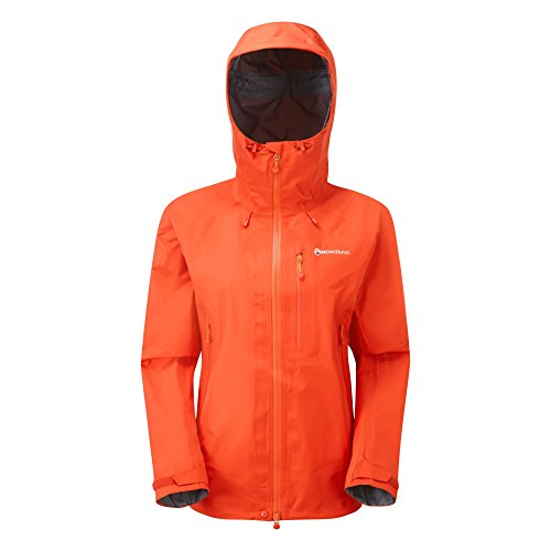 Women's Alpine Pro Sunstone Montane Orange Jacket pdwq5xES