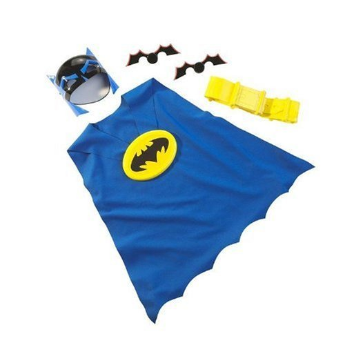 Batman The Brave and The Bold Caped Crusader Kit ()